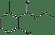 Ethyl 2-hydroxy-6-methylbenzoate 1g