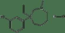 Meptazinol hydrochloride 25mg