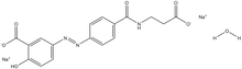 Balsalazide disodium salt dihydrate 1g