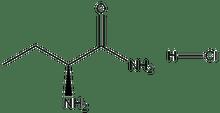 (S)-2-Aminobutanamide HCl 5g