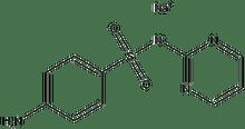 Sulfadiazine sodium 25g