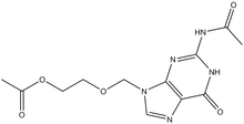 Diacetylacyclovir 1g