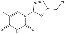 Stavudine 1g