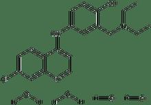 Amodiaquin dihydrochloride dihydrate 5g