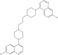 Pireraquine tetraphosphate tetrahydrate 25mg