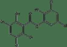 Oxyclozanide 100mg