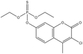 3-Chloro-4-methyl-7-hydroxycoumarin diethyl thiophosphoric acid ester 250mg