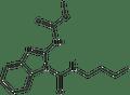 Methyl 1-(butylcarbamoyl)-2-benzimidazolecarbamate 5g