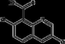 3,7-Dichloro-8-quinolinecarboxylic acid