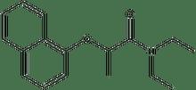 N,N-Diethyl-2-(1-Naphthyloxy)propanamde 5g