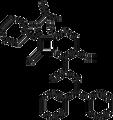 7-Phenyl acetamido-3-hydroxy-3-cephem-4-carboxylic acid diphenylmethyl ester 1g