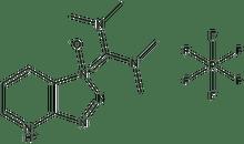 2-(7-Aza-1H-benzotriazole-1-yl)-1,1,3,3-tetramethyluronium hexafluorophosphate (HATU) 5g