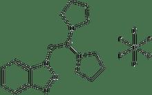 HBPYU, O-(Benzotriazol-1-yl)-N,N,N',N'-bis(tetramethylene)uronium hexafluorophosphate 5g