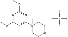 4-(4,6-dimethoxy-1,3,5-triazin-2-yl)-4-methylmorpholinium tetrafluoroborate 5g