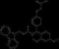 4-[(2,4-Dimethoxyphenyl)(Fmoc-amino)methyl]phenoxyacetic acid 1g