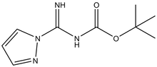 N-Boc-1H-pyrazole-1-carboxamidine 5g