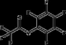 Pentafluorophenyl trifluoroacetate 5g