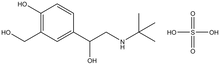 Salbutamol sulfate 1g
