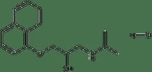 Propranolol HCl 5g