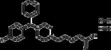 Levocetirizine dihydrochloride 100mg