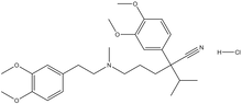 (+/-)-Verapamil hydrochloride 1g