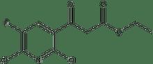 Ethyl 3-[2,6-dichloro-5-fluoro-(3-pyridiyl)]-3-oxopropanoate 5g