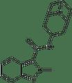 Endo-N-(9-methyl-9-azabicyclo[3.3.1]non-3yl)-2-methyl-2H-indazole-3-carboamide 10mg