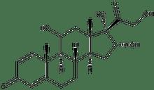 16alpha-Hydroxyprednisolone 25mg