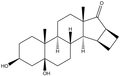 3beta,5-Dihydroxy-6beta,7beta_15beta,16beta-dimethylene-5beta-androstan-17-one 100mg