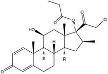 Clobetasol propionate 100mg