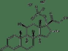 Dexamethasone phosphate sodium 1g