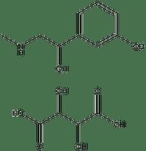 (-)-Phenylephrine hydrogentartrate 5g