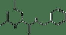 (2R)-2-(Acetylamino)-N-benzyl-3-methoxypropanamide_ Lacosamide 10mg