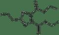 2-Propyl-1H- imidazole-4,5-dicarboxy acid diethyl ester 5g
