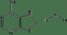 6-Mercaptopurine monohydrate 5g