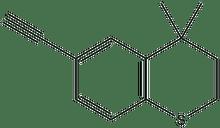 6-Ethynyl-4,4-dimethylthiochroman 1g