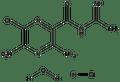 Amiloride hydrochloride dihydrate 100mg