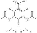 Diatrizoic acid dihydrate 25g