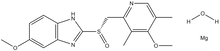 Esomeprazole magnesium trihydrate 100mg