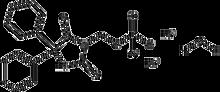 Fosphenytoin disodium salt 100mg