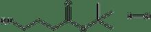 gamma-Aminobutyric acid t-butyl ester HCl 1g