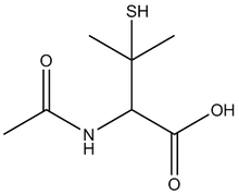 N-Acetyl-DL-penicillamine 1g