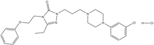 Nefazodone HCl 1g