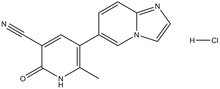 Olprinone hydrochloride 10mg