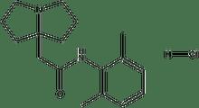 Pilsicainide hydrochloride 25mg