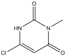 6-Chloro-3-methyluracil 1g