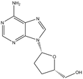 2',3'-Dideoxyadenosine 25mg
