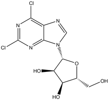 2,6-Dichloropurine riboside 100mg