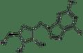 2-Amino-6-chloropurine-9-riboside 1g