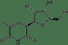 5-Methyluridine 5g